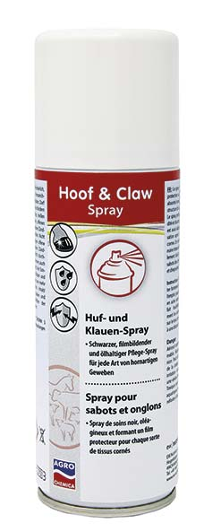 HOOF & CLAW SPRAY 200 ML