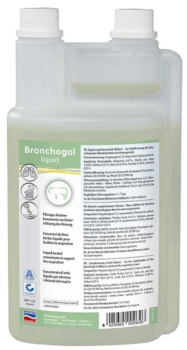 BRONCHOGOL 1 L