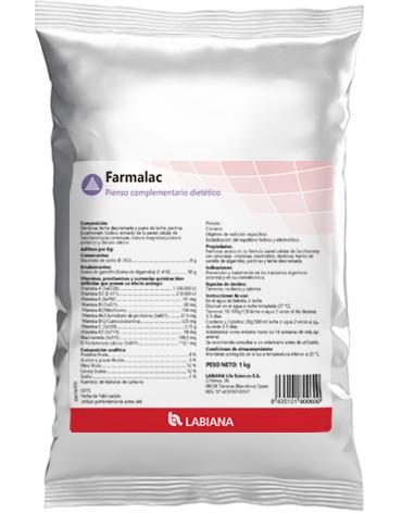 FARMALAC 1 KG  LABIANA
