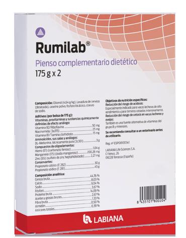 RUMILAB 2 X 175 G