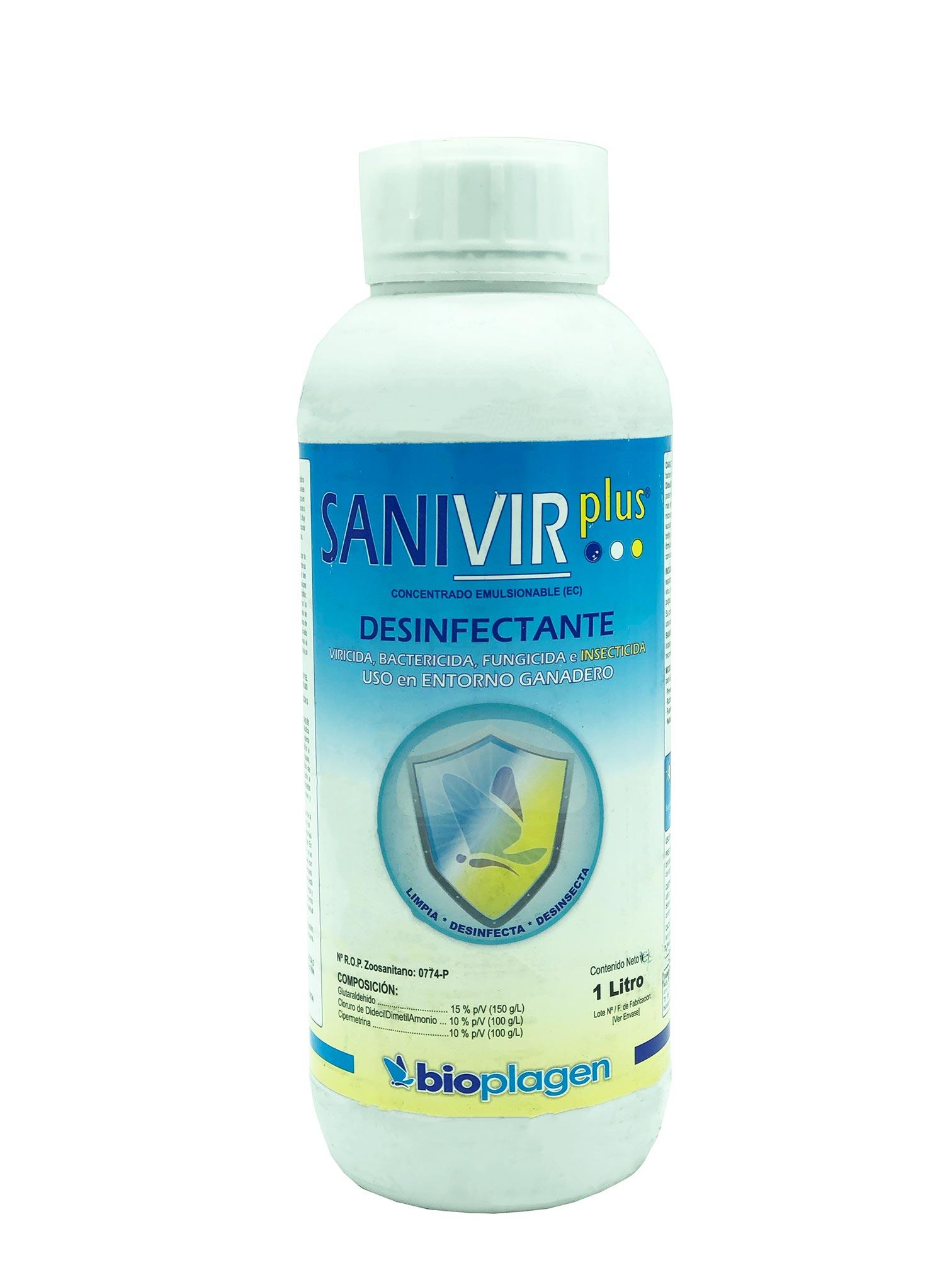 SANIVIR PLUS 1 L ((D))