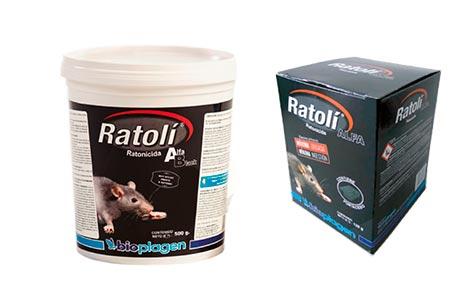 RATOLI ALFA RATONES CEBO FRESCO 480 G ((RD))