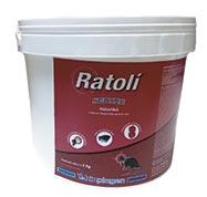 RATOLI SECURE PARAFINA 3 KG ((RD))