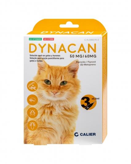 DYNACAN GATOS 3 PIP