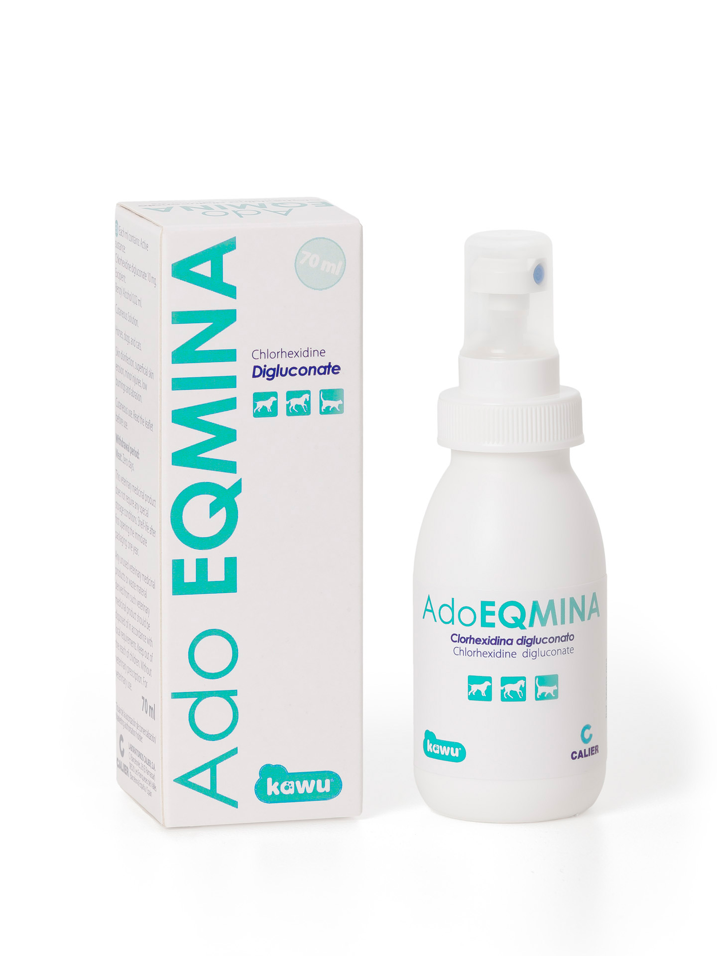 ADO EQMINA SPRAY 200 ML