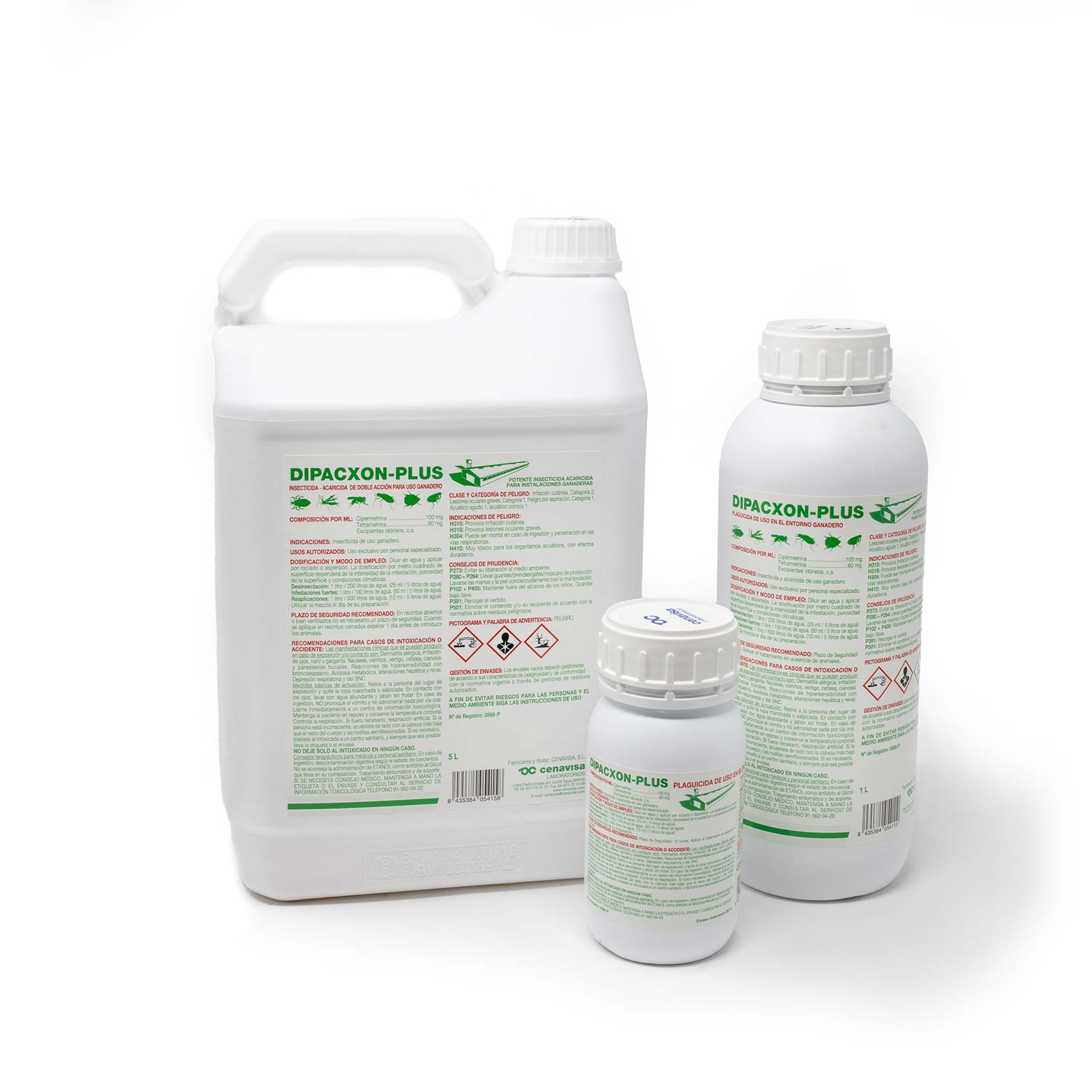 DIPACXON PLUS 250 ML ((IN))