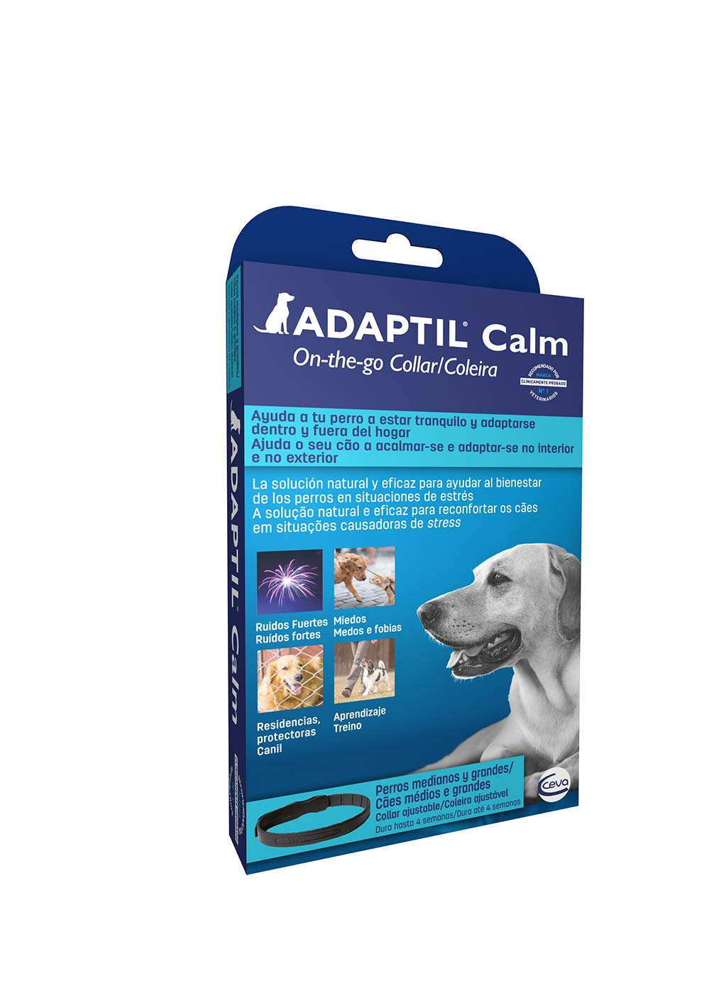ADAPTIL CALM COLLAR L HASTA 70 CM