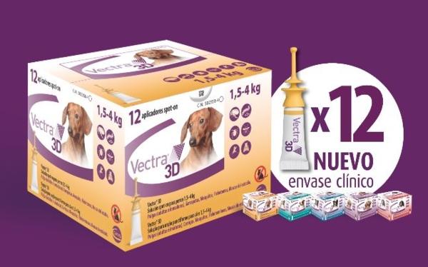 VECTRA 3D 1,5-4 KG 12 PIP