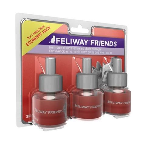 FELIWAY FRIENDS RECAMBIO 3X48 ML