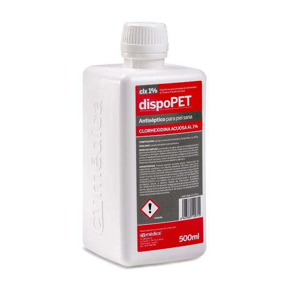 DISPOPET 500 ML (DESINCLOR ROSA)