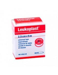 ESPARADRAPO LEUKOPLAST-S  BLANCO 2.5 CM X 5 M (REF. 45814-00)