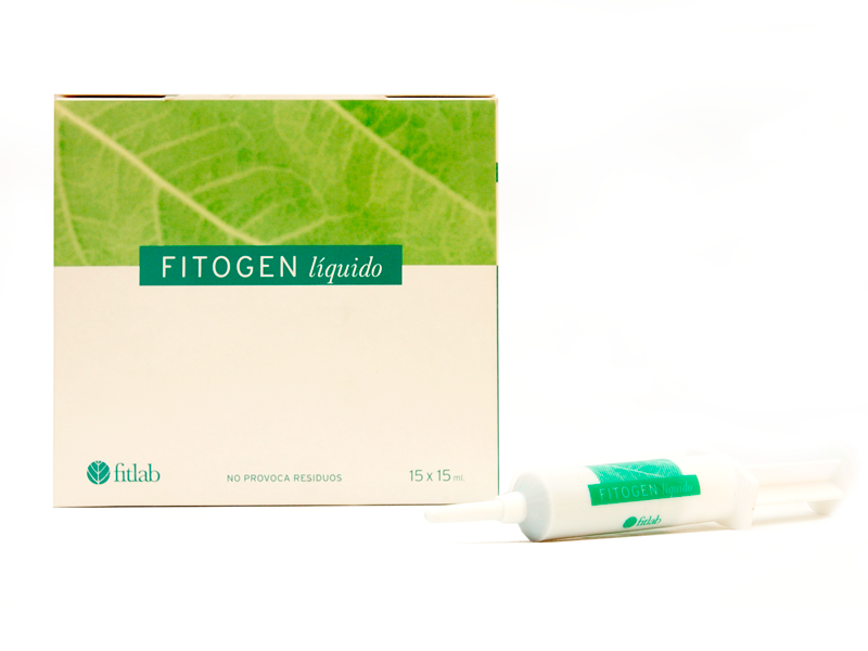 FITOGEN LIQUIDO 8 X 30 ML
