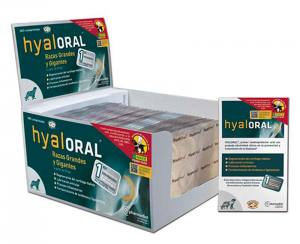 HYALORAL RAZAS GRA/GIGAN 120 CP