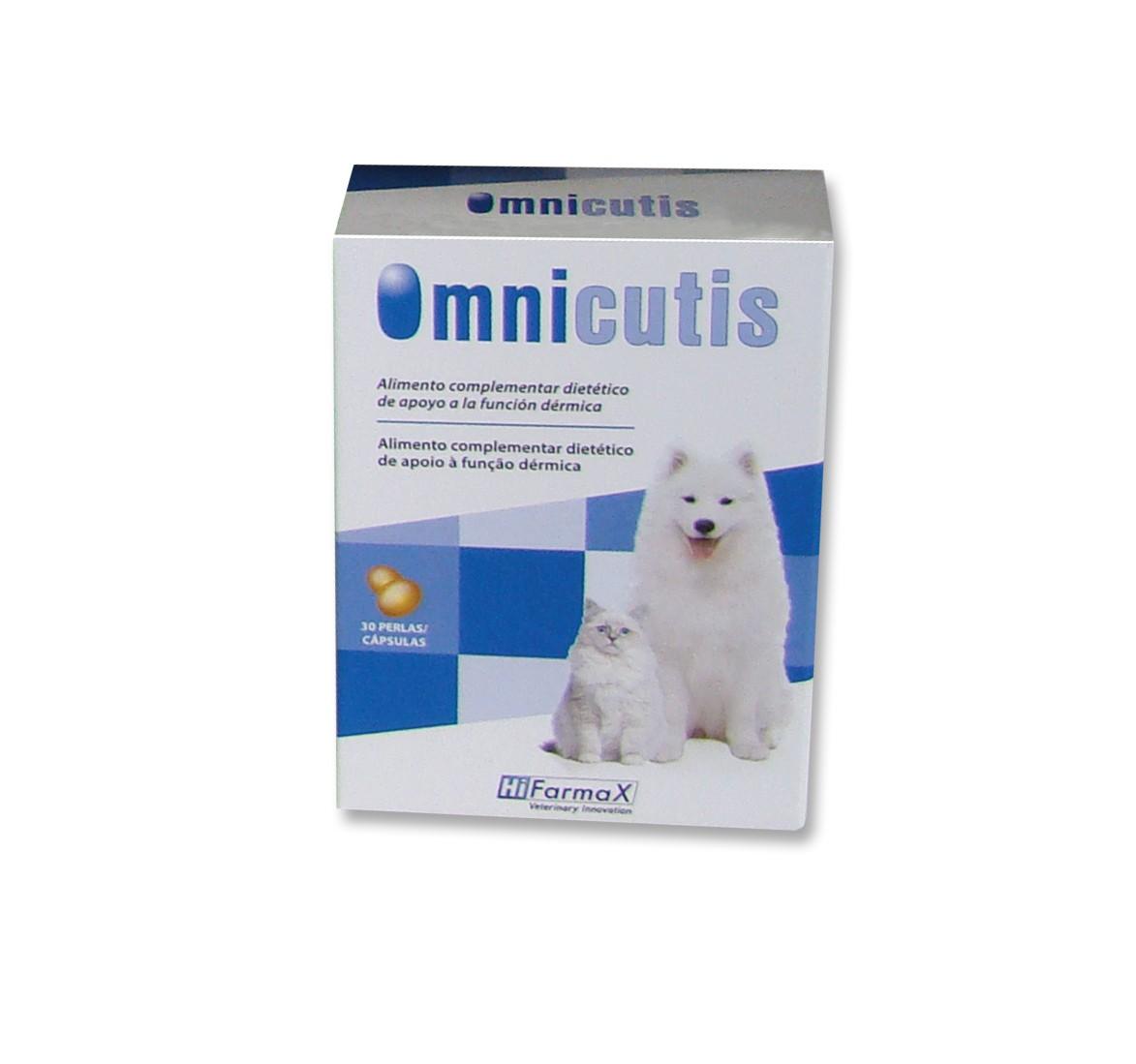 OMNICUTIS 30 CAPS