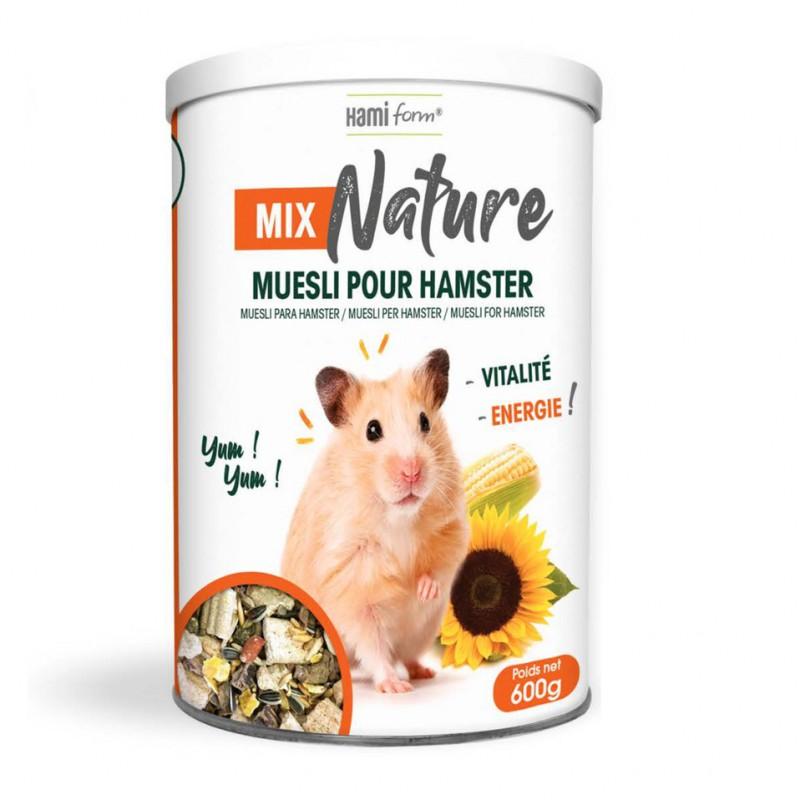 HAMIFORM MIX NATURE MUESLI HAMSTER 600 G (02815)