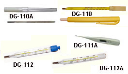 TERMOMETRO ANCHO S/ANILLO (REF.DG-112A)