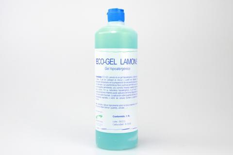 ECO-GEL LAMONS 1 L