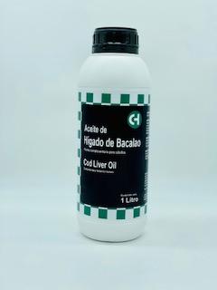 ACEITE DE HIGADO BACALAO 1 L CHEMICAL