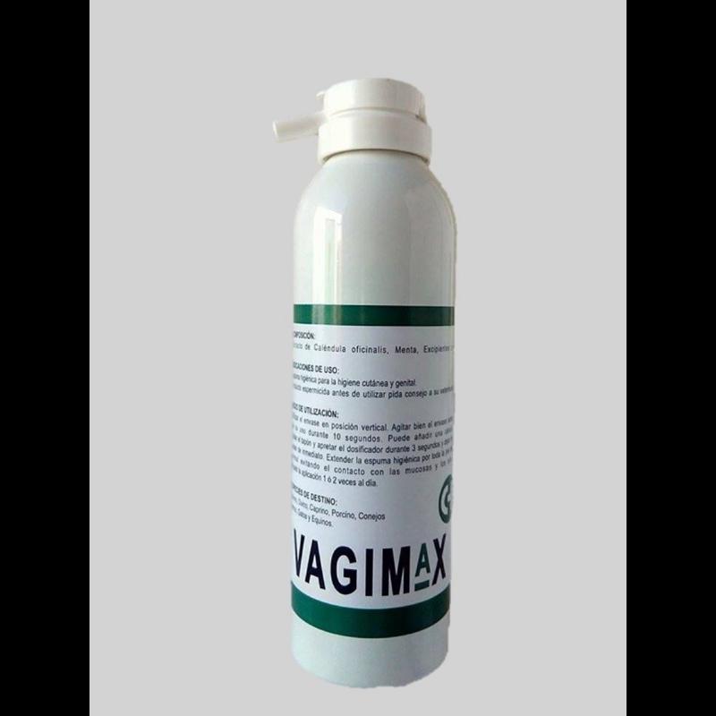 VAGIMAX 200 ML + CANULA