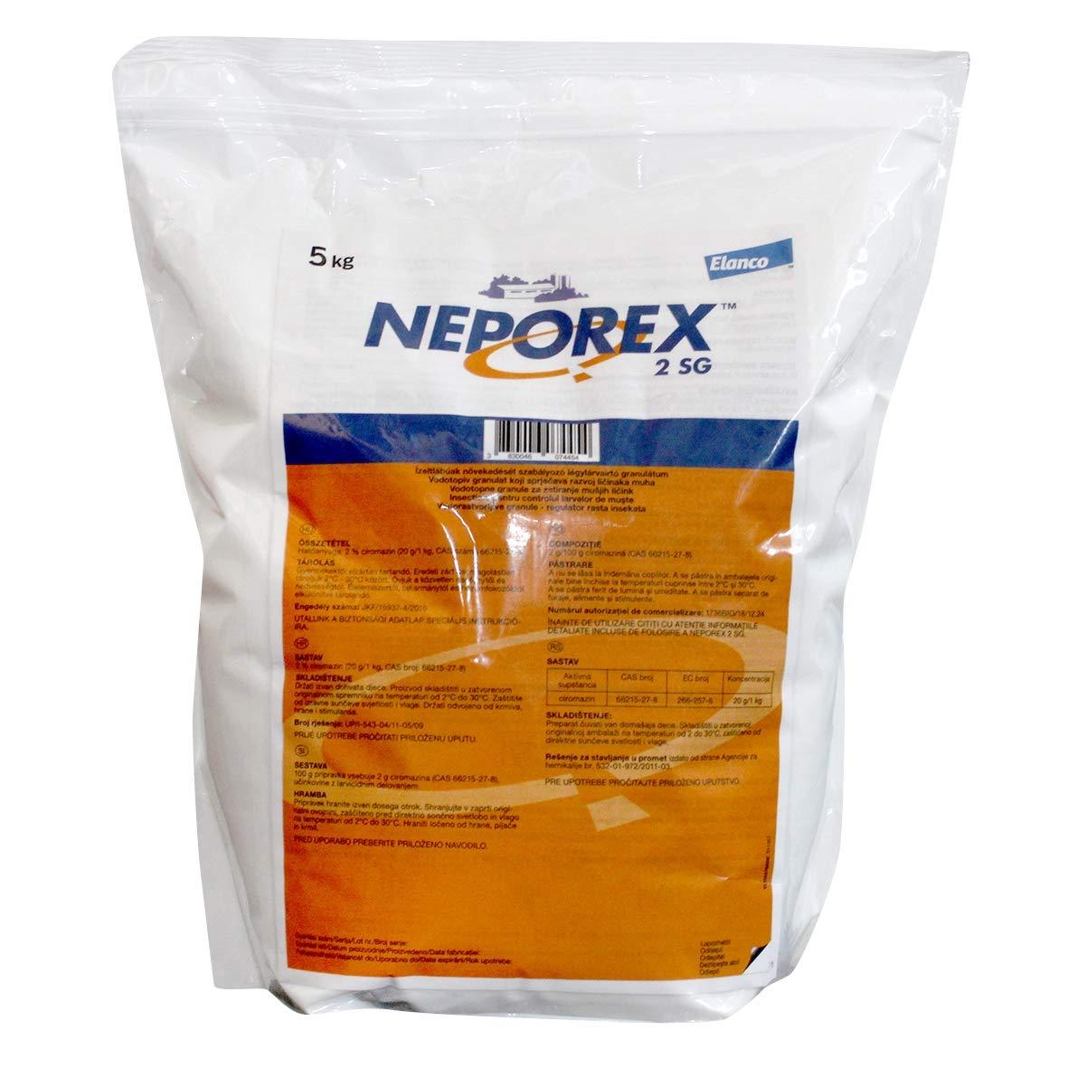 NEPOREX SACO 5 KG
