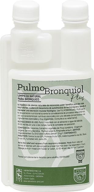 PULMOBRONQUIOL PLUS 500 ML
