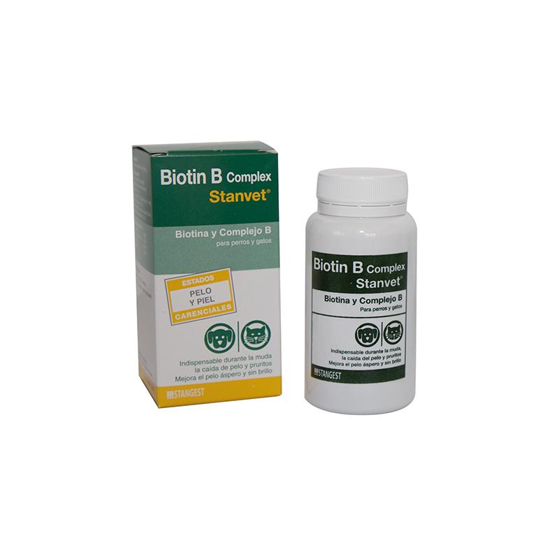 BIOTIN B COMPLEX 100 COMP