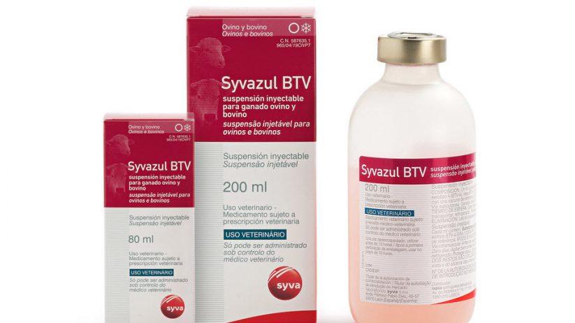 "SYVAZUL BTV 4 200 ML ""F"""