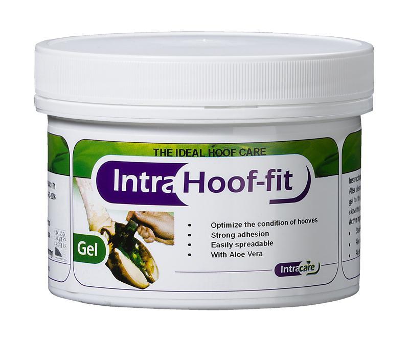 INTRA HOOF-FIT GEL 330 ML+BROCHA