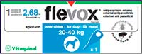 FLEVOX L 268 MG 20-40 KG MONOP