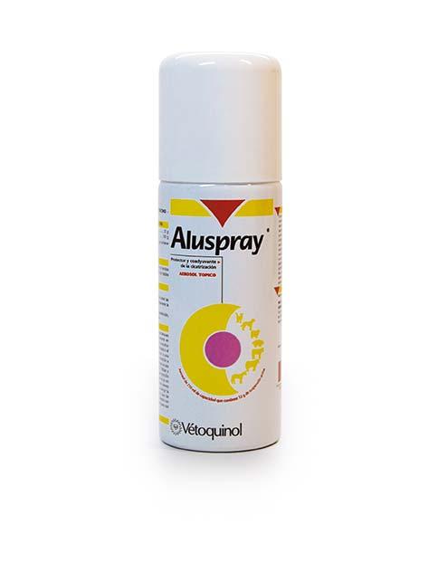 ALUSPRAY AEROSOL 210 ML