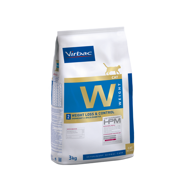 VETC W2-CAT WEIGHT LOSS & CONTROL 3 KG (AC360096)