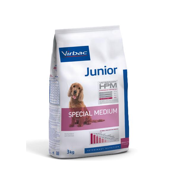 VETC JUNIOR DOG SPECIAL MEDIUM 3 KG (AD360017)