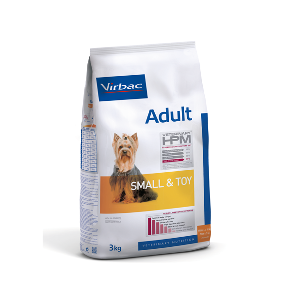 VETC ADULT DOG SMALL & TOY 3 KG (AD360006)