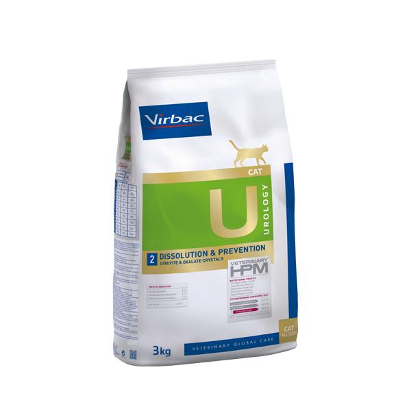 VETC U2-CAT UROLOGY DISSOLUTION & PREVENTION 1,5 KG (AC360087)