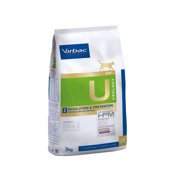 VETC U2-CAT UROLOGY DISSOLUTION & PREVENTION 3 KG (AC360088)