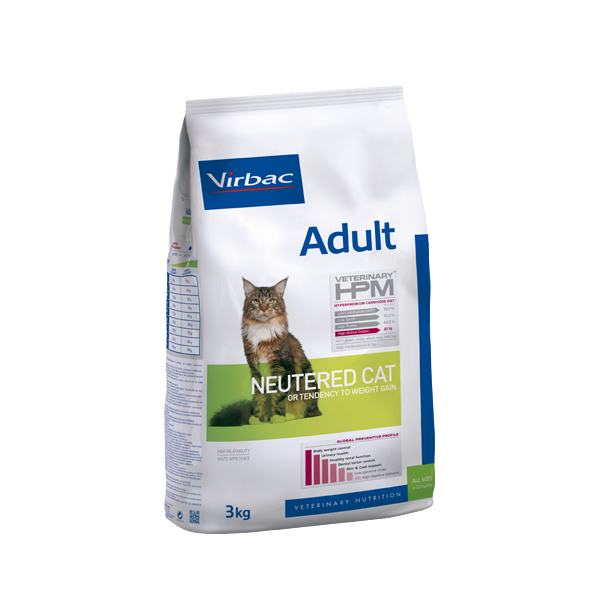 VETC ADULT NEUTERED CAT 3 KG (AC360060)