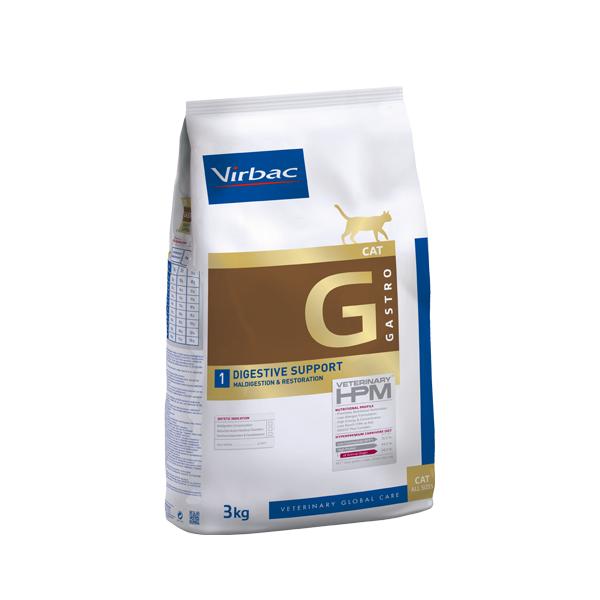 VETC G1-CAT DIGESTIVE SUPPORT 3 KG (REF.AC360101)