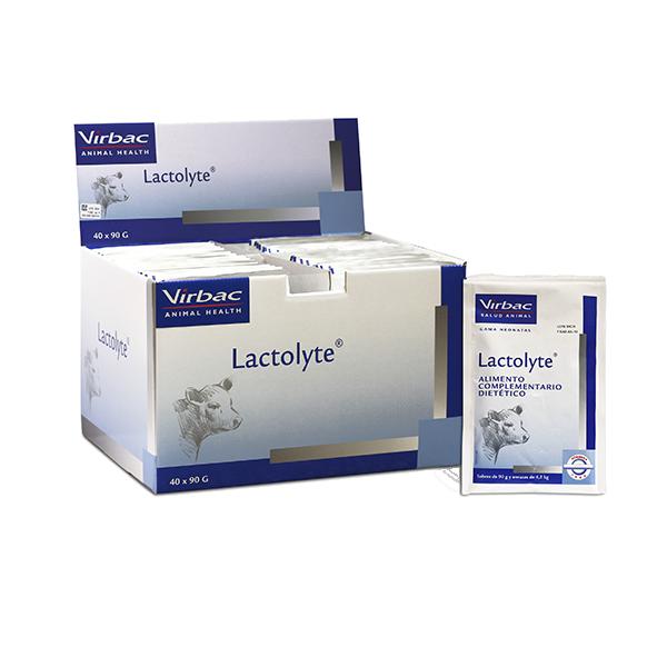 LACTOLYTE POLVO ORAL 90 G