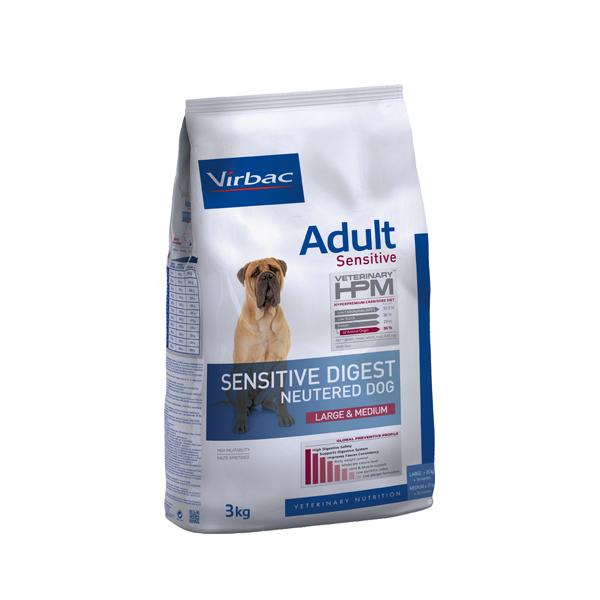 VETC ADULT SENSITIVE DIGEST NEUTERED DOG LG &MD 3 KG (AD360140)
