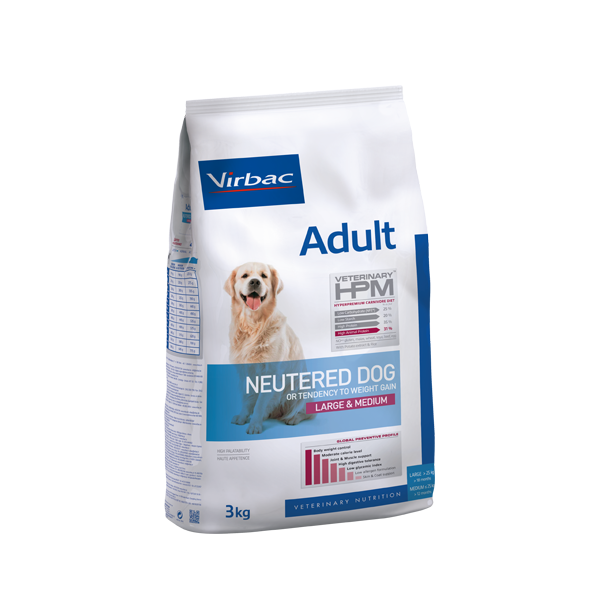 VETC NEUTERED DOG LARGE & MEDIUM 12 KG (AD363020)