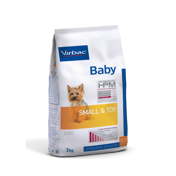 VETC BABY SMALL & TOY 1,5 KG (AD360001)
