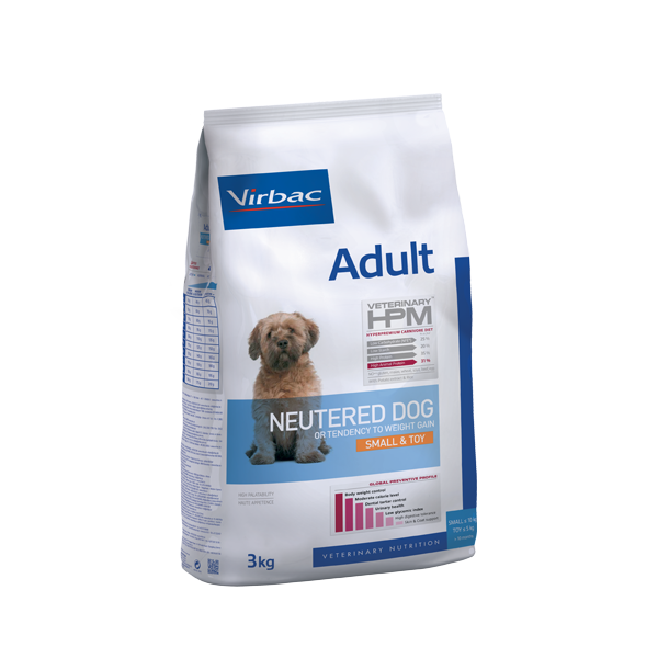 VETC ADULT NEUTERED DOG SMALL & TOY 3 KG (AD360034)