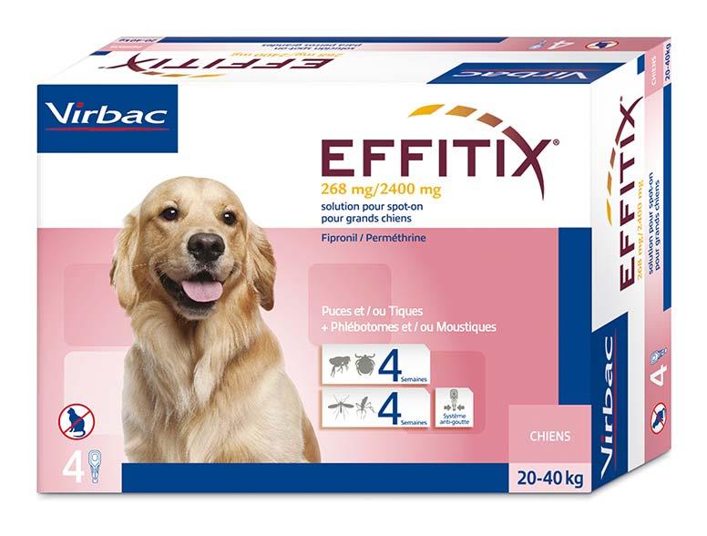 EFFITIX L 20-40 KG 4 PIP-