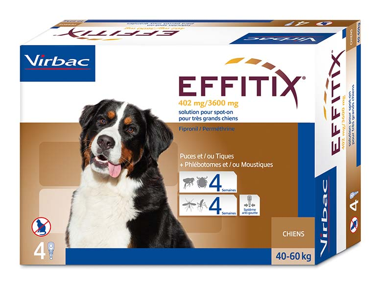 EFFITIX XL 40-60 KG 4 PIP