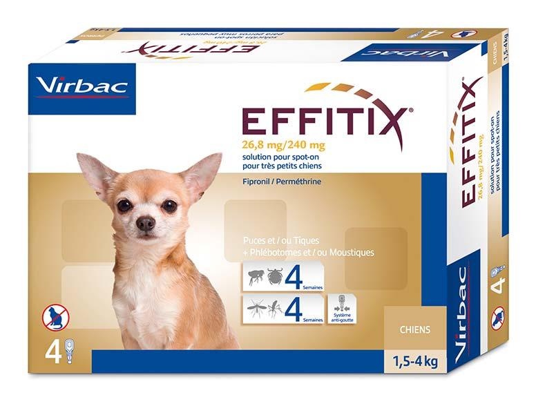 EFFITIX XS 1,5-4 KG 24 PIP