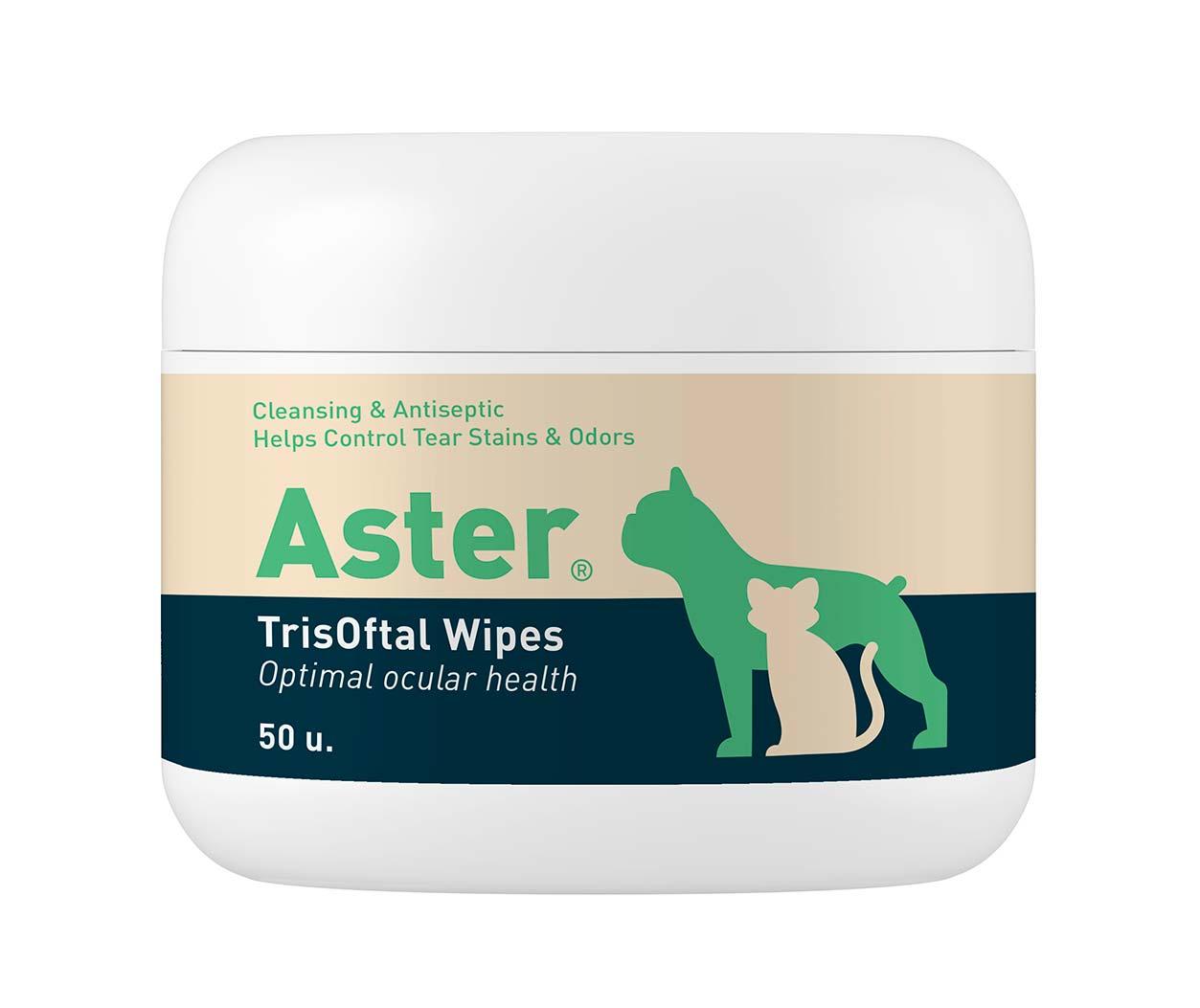 ASTER TRISOFTAL WIPES 50 UDS