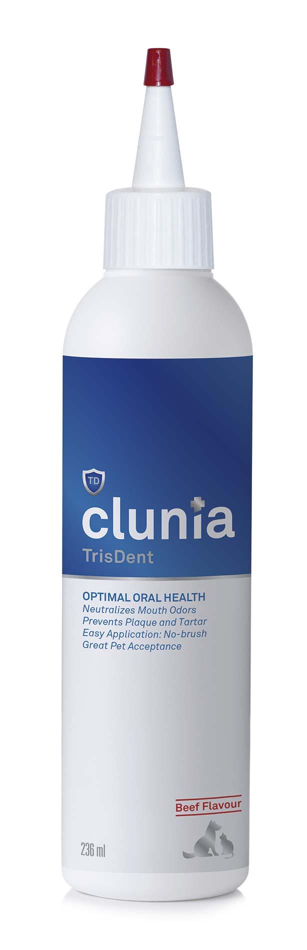 CLUNIA TRISDENT 236 ML