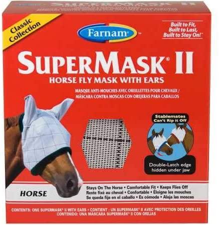 SUPERMASK II HORSE WITH EARS