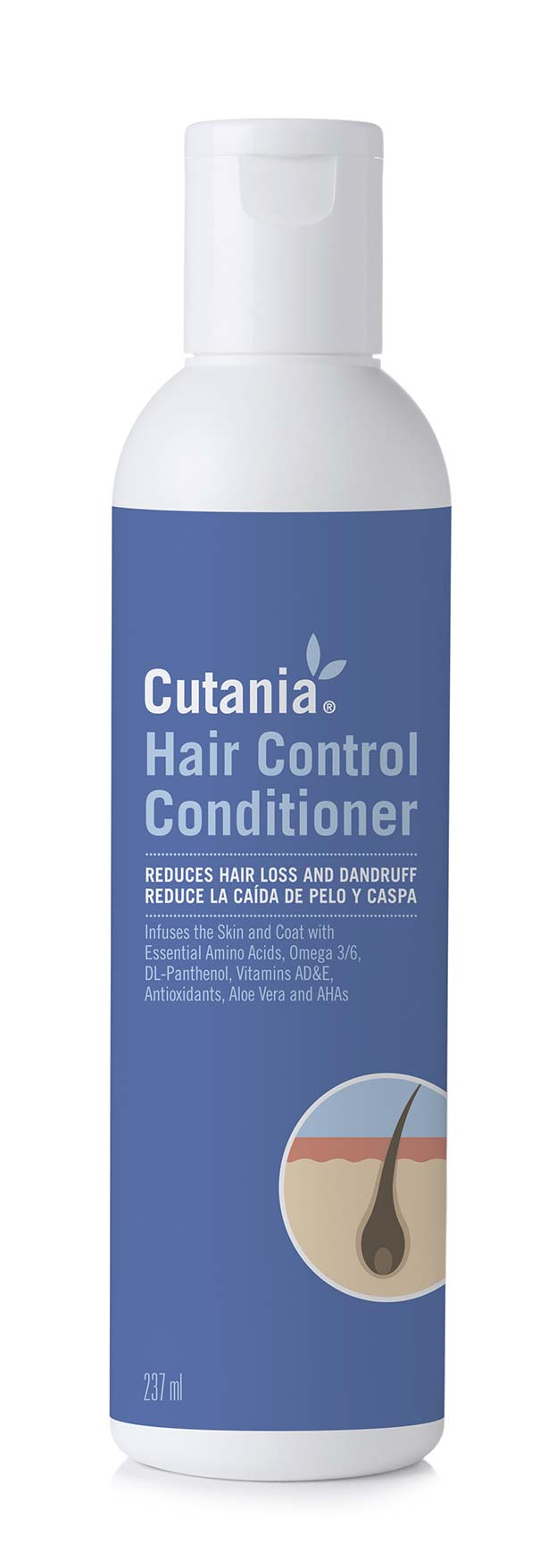 CUTANIA HAIR CONTROL CONDITIONER 237 ML