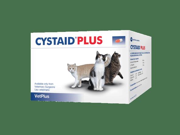 CYSTAID PLUS FELINO 240 CAPS
